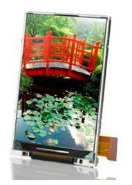 Densitron AMOLED-compatible industrial TFT LCDs photo