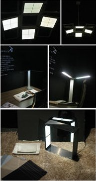 ETRI OLED Lighting design 2009 photo