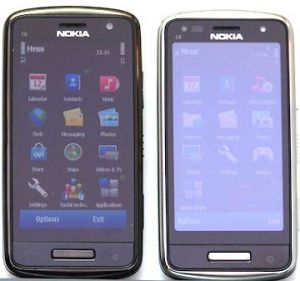 Nokia C6 CBD photo