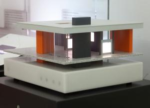 OSRAM light house model photo