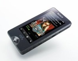 Sony X-series OLED walkman photo