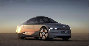 Vw Says That The L1 Hybrid Will Be Available In 2010 Limited Numbers