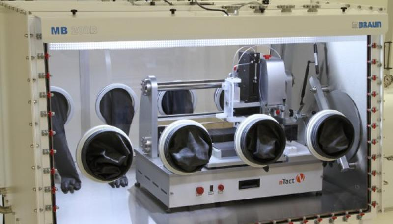 MBraun and nTact to offer a glove-box and slot-die coater system solution | OLED-Info