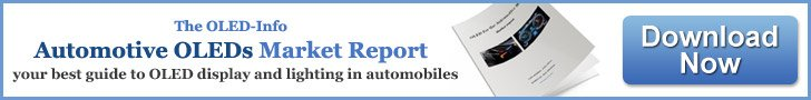 Automotive OLED market report