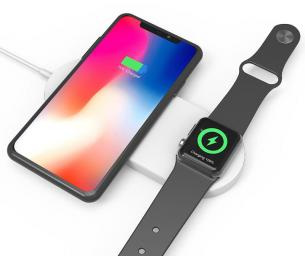 Apple iPhone X and Watch photo