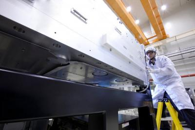 Applied Materials PECVD chamber photo