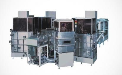 Canon ELVESS OLED production system photo