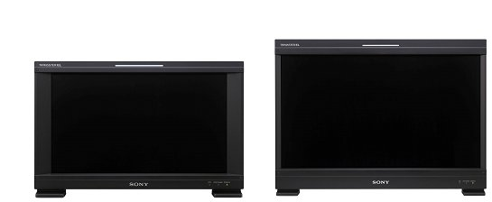 Sony BVM-F monitors