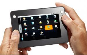 MOTO group android OLED tablet