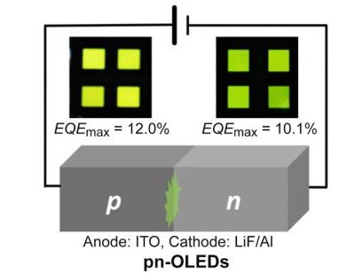 pn-OLED structure image