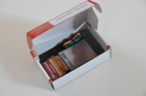 4DS uTOLED-20 in box photo